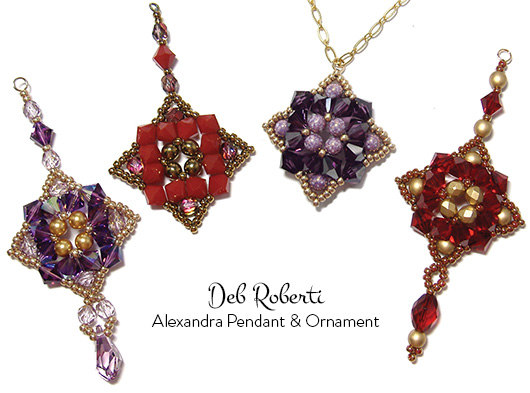 Alexandra Pendant and Ornament