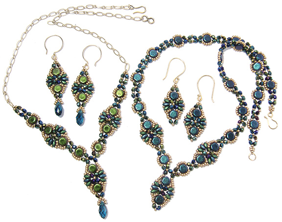 Babette Necklaces and Earrings