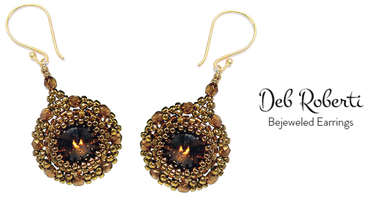 Bejeweled Earrings