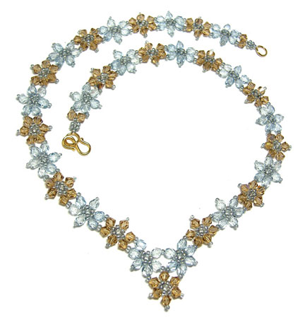 Creating Crystal Jewelry with Swarovski: 65 Sparkling Designs with