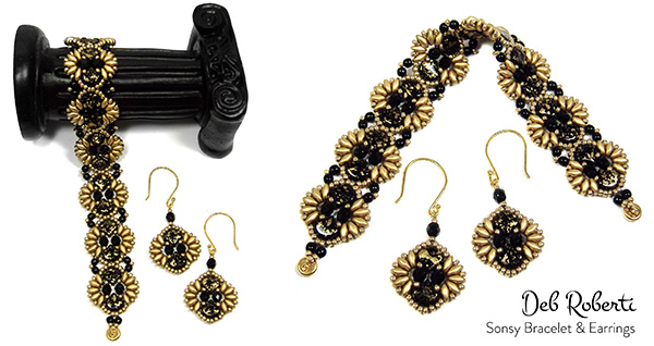 Sonsy Bracelet & Earrings