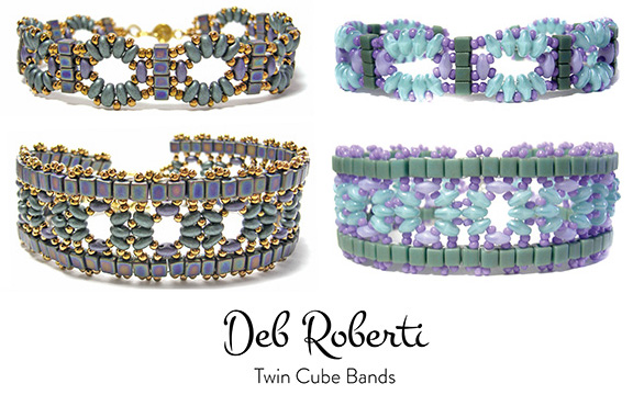 Twin Cube Bands