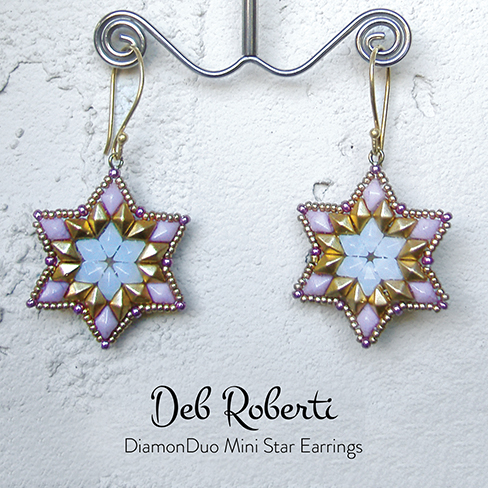 DiamonDuo Mini Star Earrings